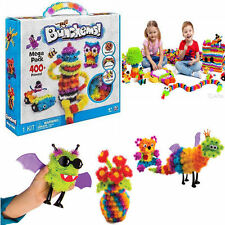 Ever-changing Bunchems Mega Pack Over 400pcs Toy Christmas Kids Children Gift