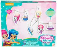 Shimmer & Shine Decorate Your own Fairy Lights Girls Childrens Kids Gift Toy New