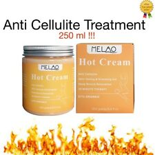 Anti Cellulite Hot Cream Slimming-Deep Muscle Relaxation - Loss Weight - 250ML