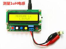 Digital TESTER Inductance Capacitance meter LC Meter TEST 1pF-100mF 1uH-100H