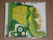 SOUL OF BRAZIL (MARCOS VALLE, ELZA SOARES, DORIS MONTEIRO) - CD