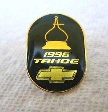 1996 Chevrolet Tahoe, Motor Trend Truck Award Lapel, Hat Pin