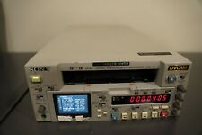 Nice Sony Dsr-45 Dvcam Digital Video Recorder & Player w/ Power Cable