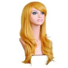 Hot Cosplay Long Wig Heat Resistant Synthetic Full Wig Anime Hair Hairpieces UK