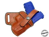 Walther CCP SOB Small Of the Back Right Hand Leather Holster - Pick your color -