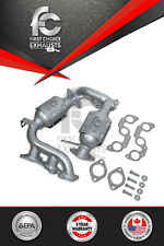 Fit 2004 2005 2006 Toyota Sienna 3.3L FWD D/S & P/S Manifold Catalytic Converter