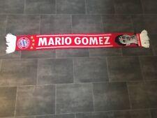 MARIO GOMEZ / FC BAYERN MUNICH FOOTBALL SCARF - MUNCHE