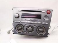 RADIO Subaru Legacy 2005 05 AM/FM/CD 86201AG64A 987489