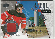 2015-16 Upper Deck Team Canada Juniors Local Legends Jerseys #LLNR Nick Ritchie