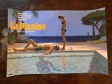 La Piscine Laurent Durieux Art Print Movie Poster The Swimming Pool XX/300 Mondo