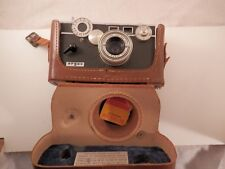 Vintage Argus camera with Leather case Great Estate Find!