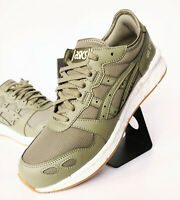 ASICS SportStyle HyperGEL-LYTE Herren Men Sneaker Olive Grün Gr 45 1191A016-205