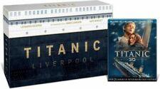 Titanic Liverpool 15th Anniversary Collector's Edition BLURAY 3d 2d