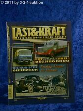 Last & Kraft 1/99 Büssing 8000 Mercedes Benz Nordap Kip