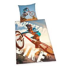 Mountainbike Bettwäsche 80x80 135x200 Cm