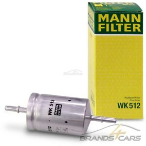 MANN-FILTER KRAFTSTOFFFILTER VW POLO 6N 6N1 98-99 6N 6N2 9N 6K TOURAN 1T