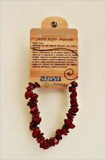 Jaspe Rojo pulseras de minerales, Red Jasper bracelets  C