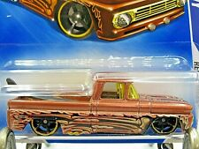 Hot Wheels Vhtf 2009 Rebel Rides Series Custom 62 Chevy