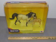 Vintage Breyer #4810 Dawning Gift Set Mesteno and his Mother Traditional NIB