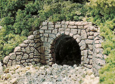 RANDOM STON CULVERTS (2) KIT BY WOODLAND SCENICS-HO-SCALE