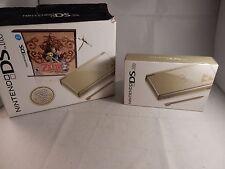 Nintendo DS Lite Zelda: Phantom Hourglass Gold System COMPLETE IN BOX, CIB #S027