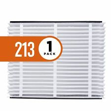 Aprilaire 213 Air Filter for Aprilaire Whole Home Air Purifiers, Merv 13 (Pack