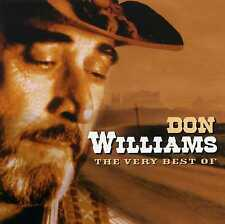 DON WILLIAMS - THE VERY BEST OF - NEW CD!!