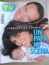 TV Sorrisi e Canzoni 40 1997 CSI Ferretti Massimo Di Cataldo Sophie Marceau [D3]