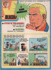 Ons volkske n°38   1975  complet avec point tintin