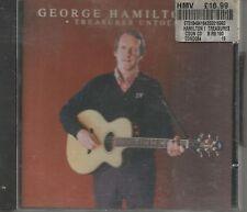RARE GEORGE HAMILTON IV CD TREASURES UNTOLD TKO MAGNUM 1999 SEALED