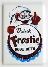 Frostie Root Beer FRIDGE MAGNET (2 x 3 inches) soda sign