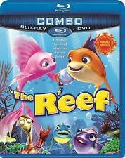 The Reef (Blu-ray/DVD, 2011, 2-Disc Set, Canadian)
