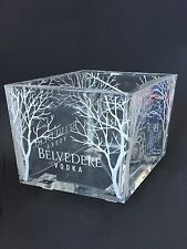 Belvedere Vodka 'Single Diamond' Acryl Kühler Deko Party Silvester NEU OVP