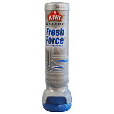 Shoe Deodorizer KIWI Fresh Force Spray All Day Sneaker Boots Odor Freshener