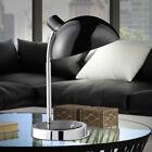 LUXE Lampadaire Lampe de table éclairage salon hauteur 39 cm liseuse métal