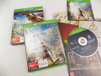 Mint Disc Xbox One Assassins Creed Odyssey Omega Edition Free Postage