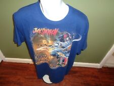 Disney Store T-Shirt Jack Sparrow Pirates Of The Caribbean  T-Shirt SIZE XL