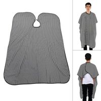 Barber Hair Cut/Cutting Hairdressing Stripe Hairdressers Salon Barber Gown Cape
