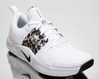 Nike Renew In-Season TR 10 Premium Women's White Black Training Shoes Sneakers