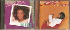 Winner In You / Flame  By Patti LaBelle [Lot Of 2 CDs]