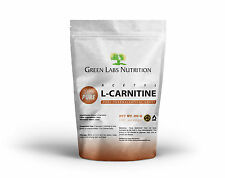 ACETYL L-CARNITINE (ALCAR) POWDER 300g PHARMACEUTICAL GRADE FREE WORLD SHIPPING!