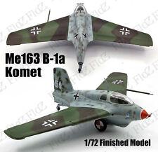 Messerschmitt Me163 B-1A Komet white 54 1/72 finished plane Easy model