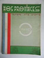 NOS Province Recanti Moderno Regione Centro N° 2 1er Quarto 1936