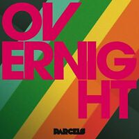 "PARCELS - OVERNIGHT (12""VINYL-2 TRACK)   VINYL LP NEW!"
