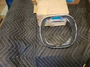 NOS Firebird Headlight Bezel 1970 1973 Pontiac Trans Am Formula 1971 1972 GM LH