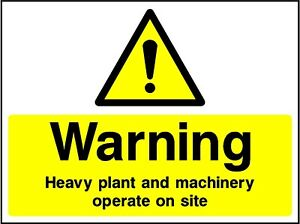 heavy plant and machinery