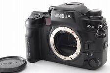 【A- Mint】 Minolta α-9 Alpha/ Maxxum/ Dynax 9 35mm SLR Film Camera JAPAN #3054