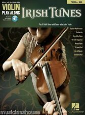 LEARN to Play Irish Tunes Celtic Songs Fiddle VIOLIN Music Book & AUDIO DOWNLOAD