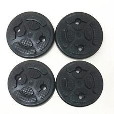4Pcs Round Heavy Duty Rubber Arm Pads Car Lift Accessories for Auto Truck Hoist