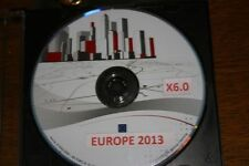 GPS NISSAN DVD EUROPE VERSION X6.0 Xanavi 2013   (dernier sorti )